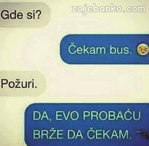 smiješni whatsapp razgovori