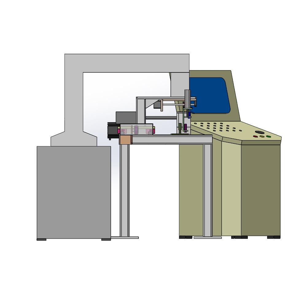 iMatics | Inspection Machines