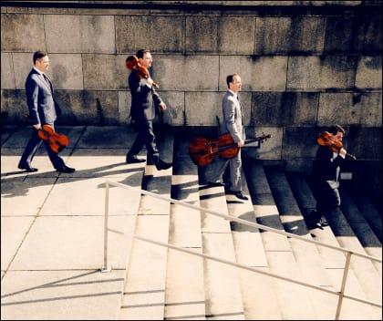 Jerusalem Quartet   (c) Felix Broede