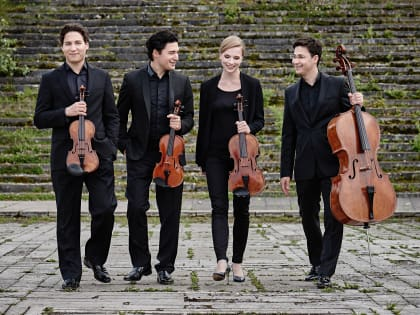 Schumann Quartett | (c) Kaupo Kikkas
