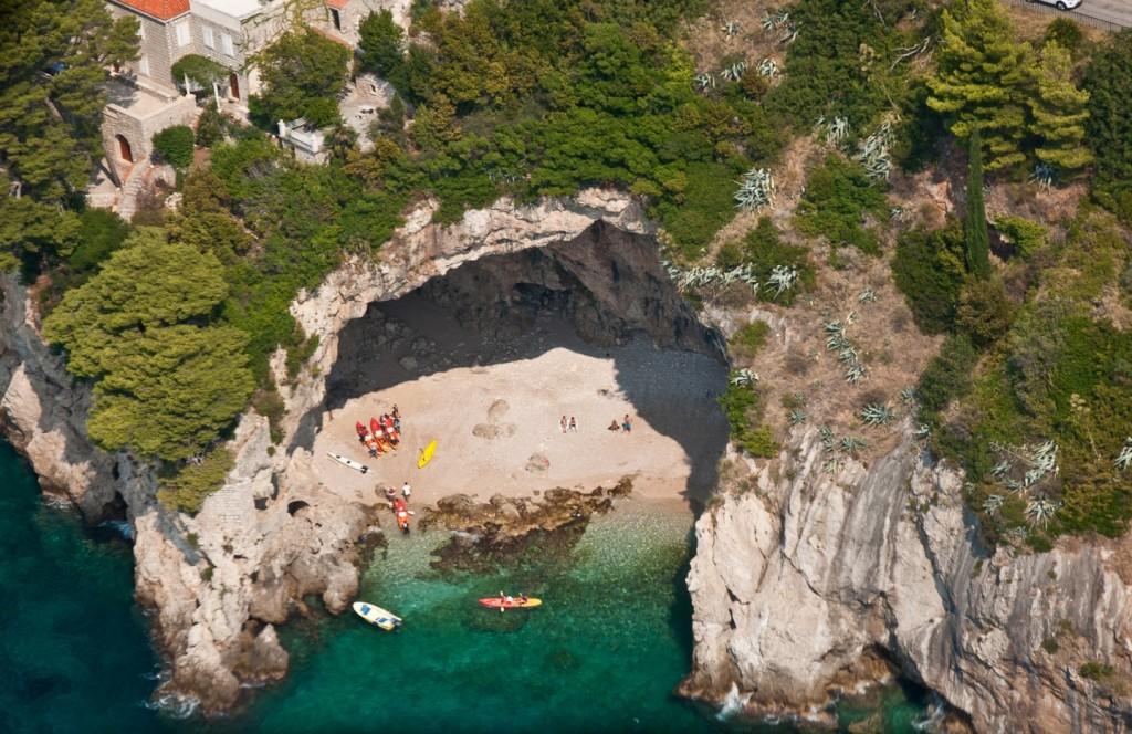 Die schönsten Strände von Dalmatien