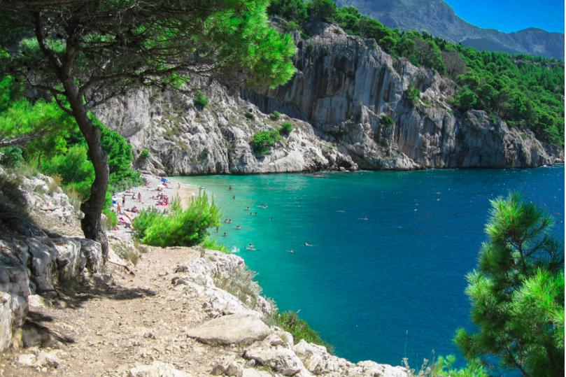 Die schönsten Strände in Dalmatien 2017