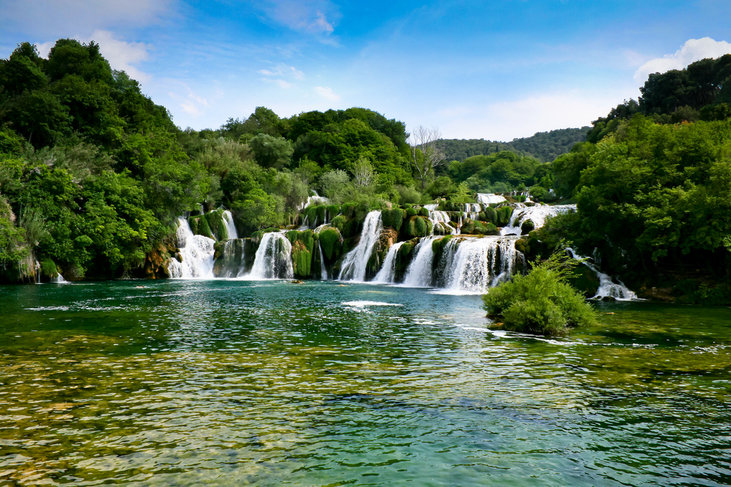 Krka National Park | game of thrones by boat