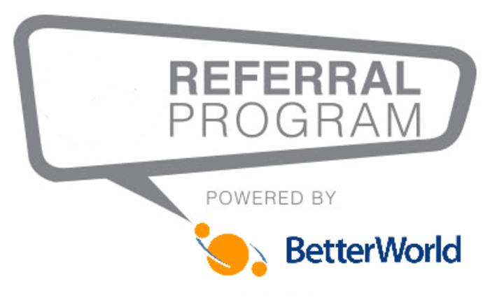 BetterWorld Referral Program