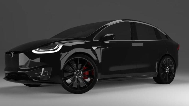 Project 'Tesla Model X' image