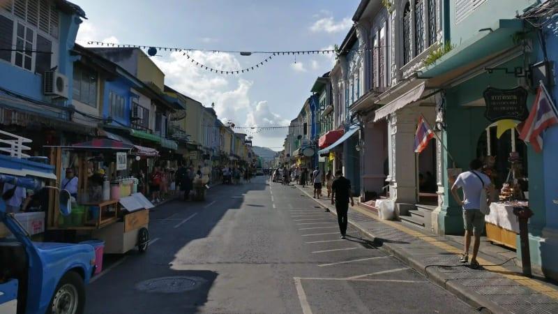 Old Town Phuket!