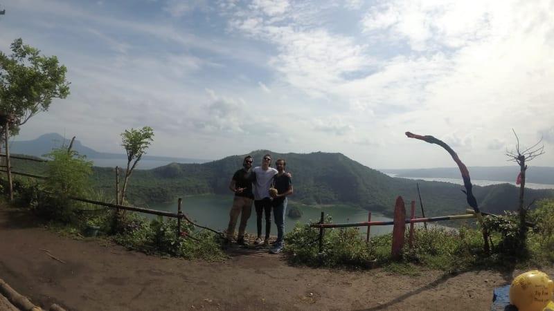 Philippinas Taal Lake