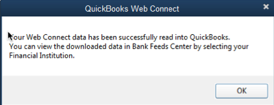 Import transactions from CSV/XLS/XLSX files into QuickBooks
