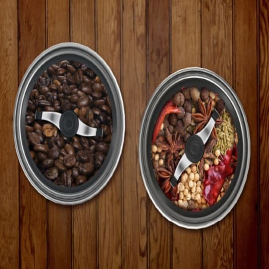 Ninja® Coffee & Spice Grinder Blender Attachment product photo