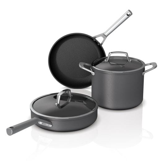Premium  Hard-Anodized 5-Piece Cookware Set Ninja™ Foodi™ NeverStick™ product photo