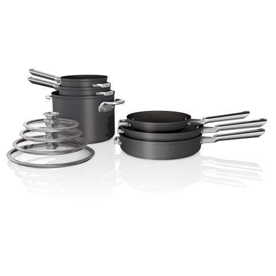 Premium Anti-Scratch Nest System 10-Piece Cookware Set Ninja™ Foodi™ NeverStick® product photo