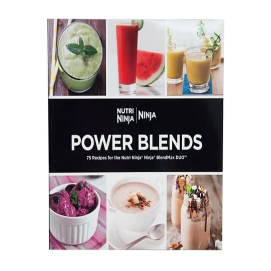 Power Blends 75-Recipe Book product photo