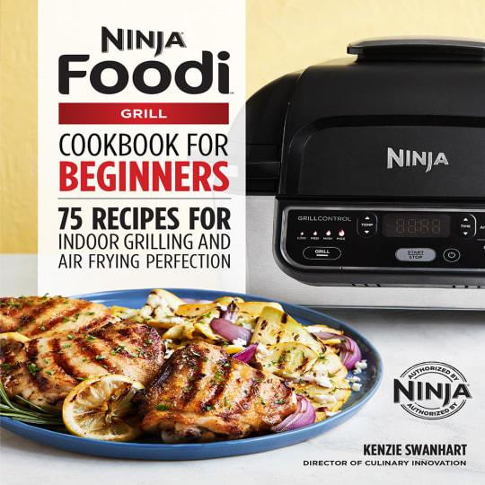 Ninja Foodi™ Grill Cookbook for Beginners product photo