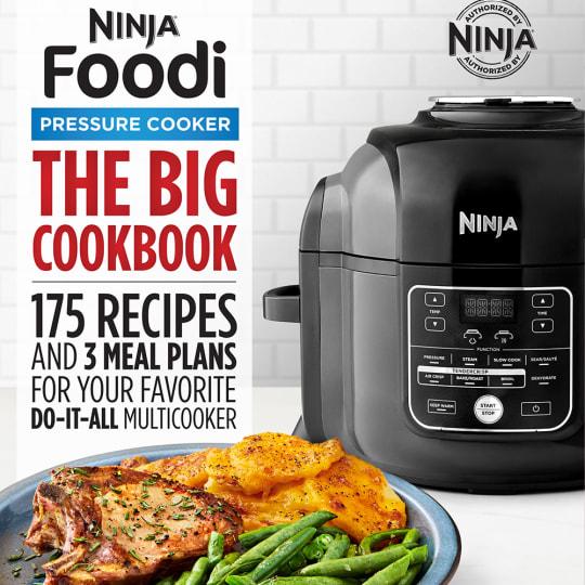 The Big Ninja Foodi™ Pressure Cooker Cookbook product photo
