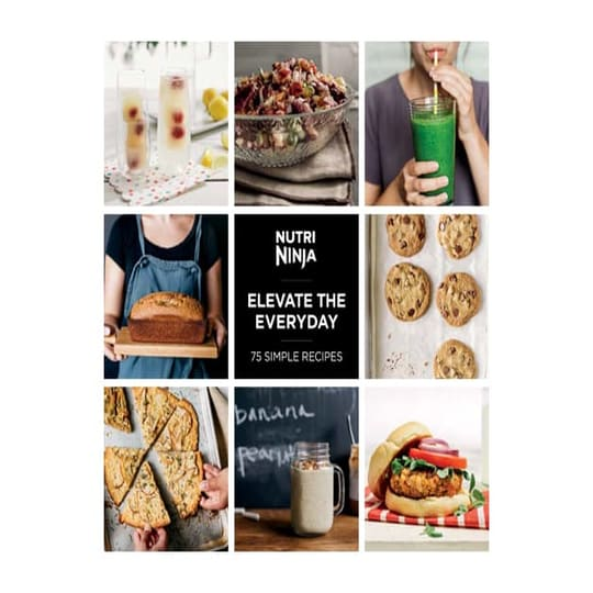 Elevate the Everyday 75-Recipe Book product photo