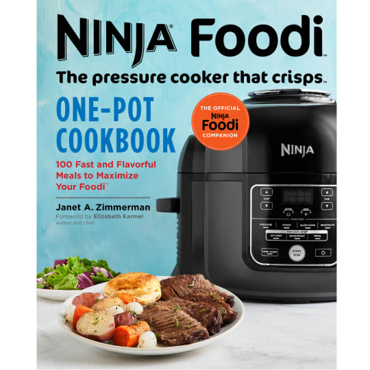 Foodi™ One-Pot Cookbook product photo