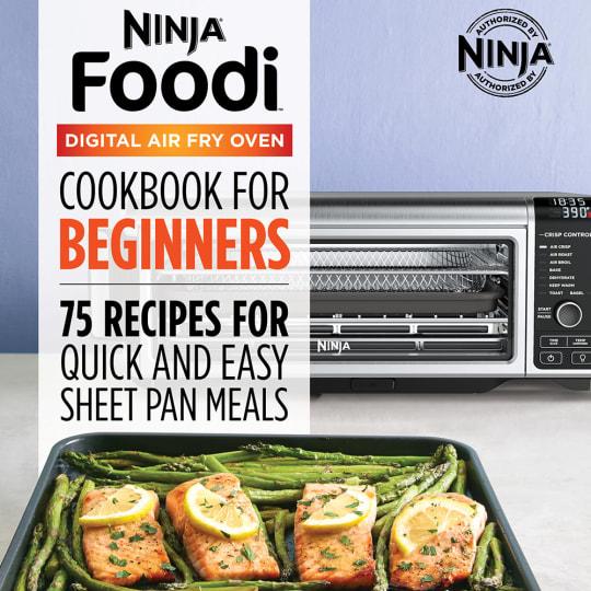 Ninja Foodi™ Oven Cookbook for Beginners product photo
