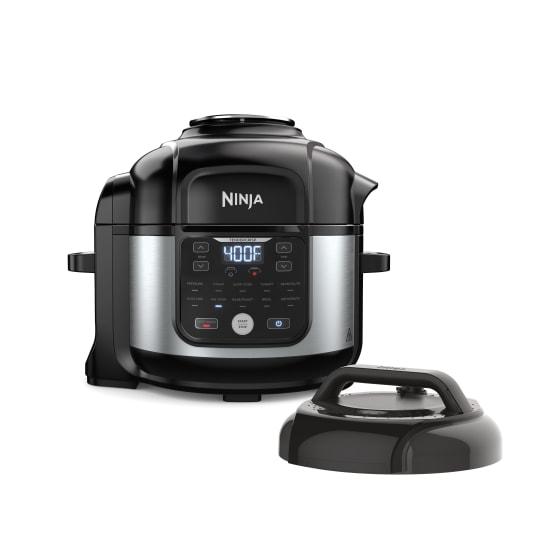 Ninja® Foodi® 11-in-1 6.5-qt Pro Pressure Cooker + Air Fryer product photo
