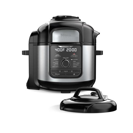 Ninja® Foodi™ 8-qt. 12-in-1 Deluxe XL Pressure Cooker & Air Fryer product photo