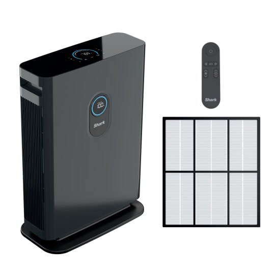 Shark™ Air Purifier 4 with Anti-Allergen Multi-Filter and Smart Sensing product photo