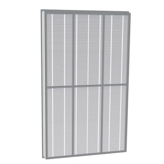 Anti-Allergen HEPA Filter with Advanced Odor Lock product photo