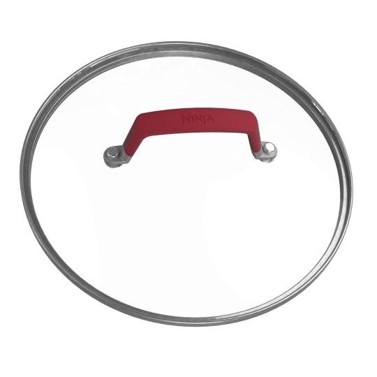 Ninja™ Foodi™ NeverStick™ Premium 8 3/4-inch Glass Lid product photo