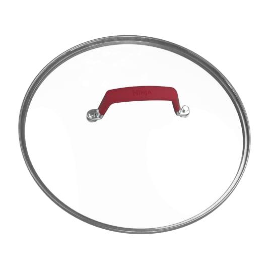 Ninja™ Foodi™ NeverStick™ Vivid 10 1/4-inch Glass Lid product photo