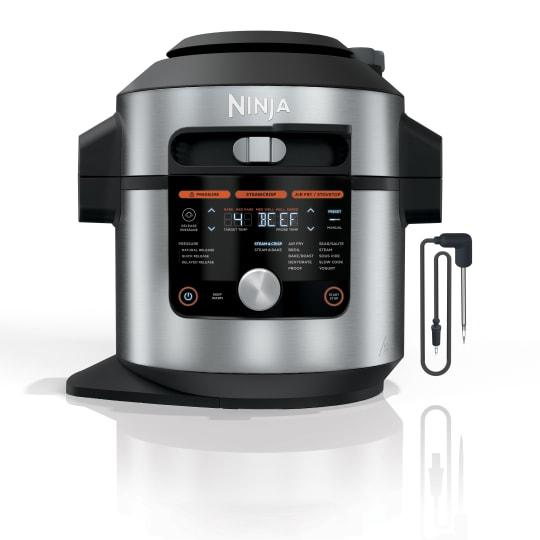 Ninja® Foodi® 14-in-1 8-qt. SMART XL Pressure Cooker Steam Fryer with SmartLid™ product photo