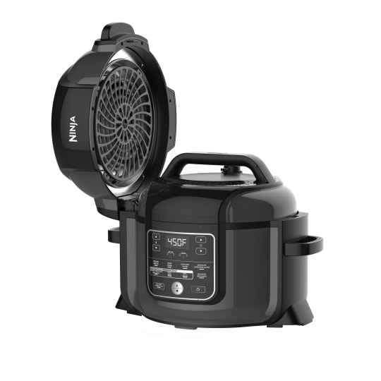 Ninja Foodi™ 9-in-1 6.2L Pressure Cooker & Air Fryer with High Gloss Finish product photo