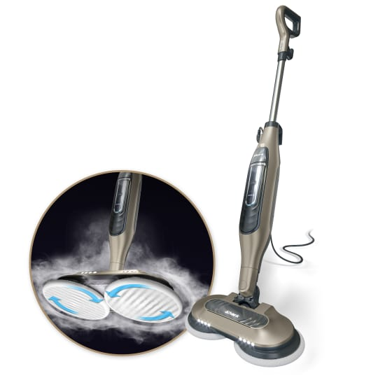 Shark® Steam & Scrub All-in-One Scrubbing and Sanitizing Hard Floor Steam Mop product photo