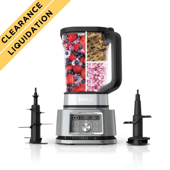 Ninja® Foodi™ Power Blender & Processor, 3-in-1 Food Processor, 1200W 4 Auto-iQ® Presets product photo