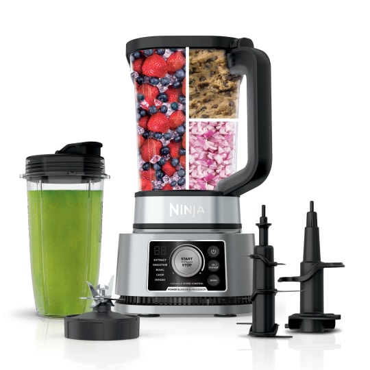 Ninja® Foodi® Power Blender & Processor System with Nutrient Extractor product photo