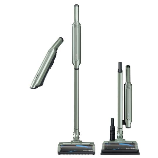 Shark® WANDVAC™ System Ultra-Lightweight Powerful Cordless Stick Vacuum with Charging Dock - Sage product photo