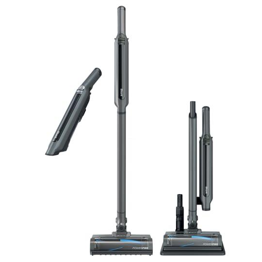 Shark® WANDVAC™ System Ultra-Lightweight Powerful Cordless Stick Vacuum with Charging Dock - Slate product photo