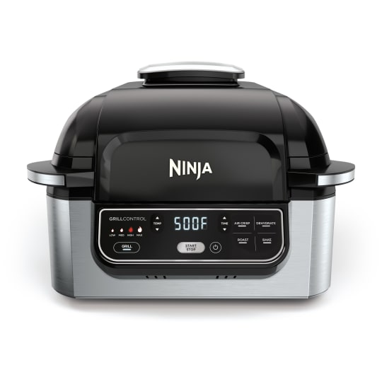 Ninja® Foodi™ 5-in-1 Indoor Grill with 4-Quart Air Fryer with Lifetime Warranty product photo