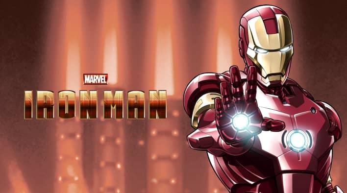 Marvel Anime: Ironman