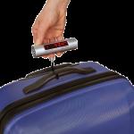 משקלים למזוודה