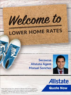 Allstate Agent for HUDSON county