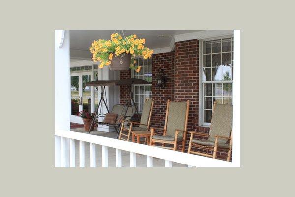 Harbour Assisted Living/Fort Wayne Porch