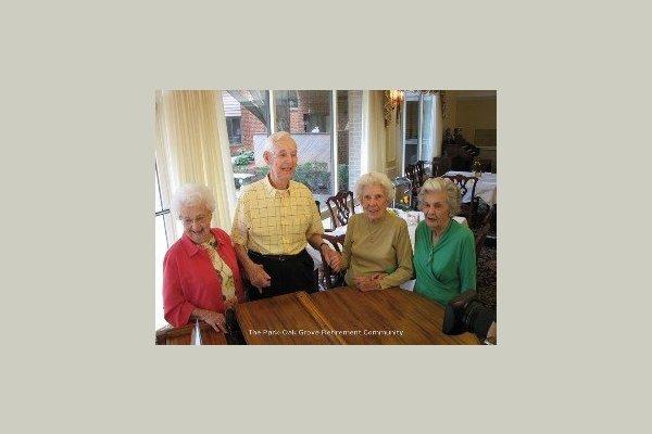 The Park-Oak Grove Retirement Community 41525