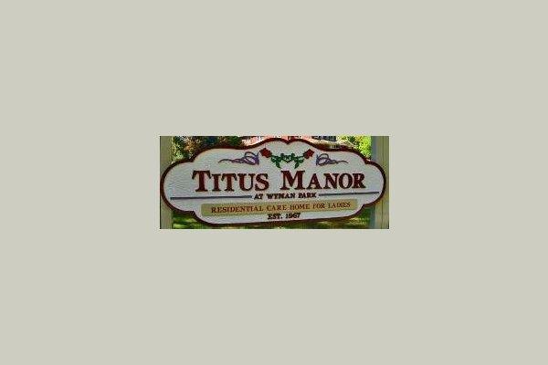 Titus Manor at Wyman Park 32196