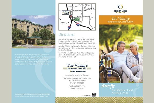 The Vintage Retirement Community 56308