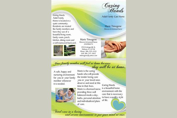 Caring Hands 84461