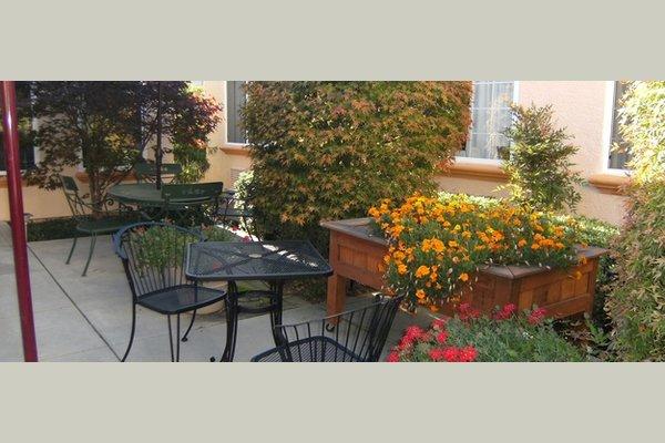 The Regency Place Regency_Courtyard