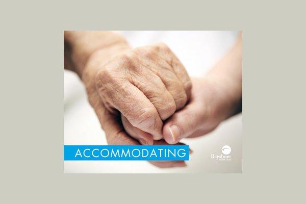 Bayshore Home Care Accommodating
