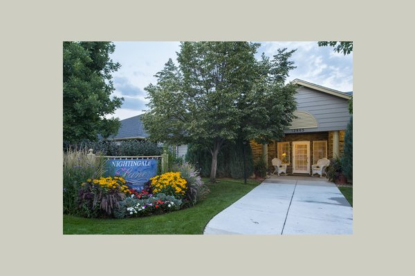 Certified Leaders in Dementia Care, our Memory Care, Nightingale Lane, provides exceptional care to seniors with dementia.