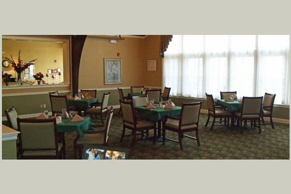 Bentley Assisted Living at Branchville Branchville_NJ_dining_Bentely