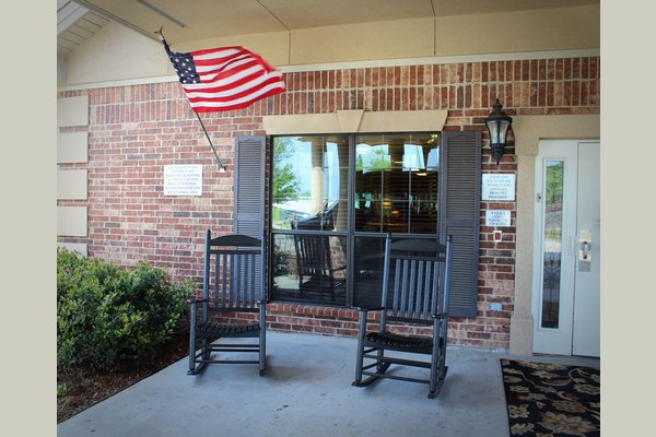 Legend Oaks Healthcare And Rehabilitation - West Houston - Rocking Chairs