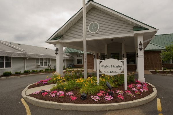 Lifestyle Transitions is located within Wesley Heights Assisted Living community - on the Wesley Village campus in Shelton, CT.