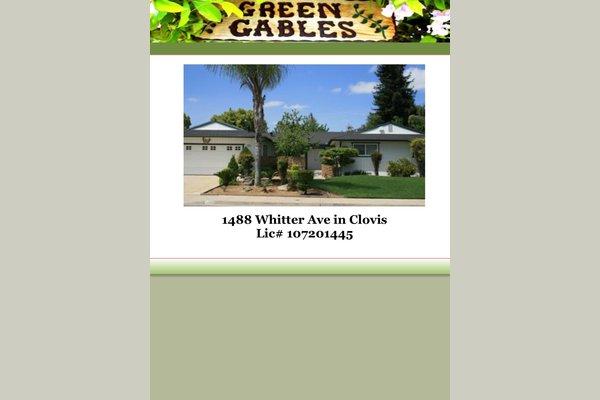 Green Gables Care Home I 149608